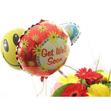 get balloons delivered get well balloons delivered auckland wide flowers auckland