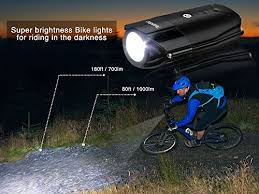 Light Mtb Picture More Detailed Picture About Car Led Amazon Com Bike Lights Rechargeable Usb Set Teorder Led Bicycle
