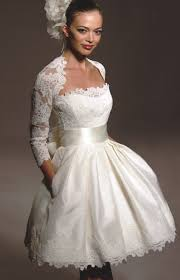 Short Wedding Dresses Short Wedding Dresses With Sleeves Fashion Trendy