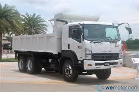 isuzu amigo lowered launch isuzu nps71 fvz pro and fvr285 trucks starting at rm135