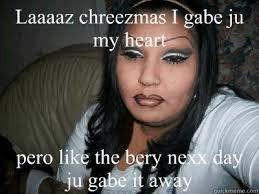 Last Christmas Meme - last christmas i imgur