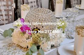 centerpiece bowls for tables crystal candelabra centerpiece with flower bowl crystal ball