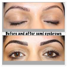 gumtree offer microblading 80 semi permanent makeup eyebrows