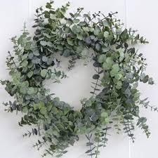 wreath 60cm spiral eucalyptus wreath 20 99