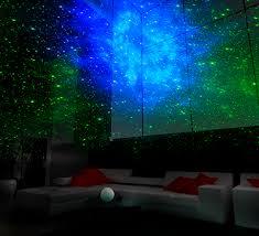 Star Light Projector Bedroom - bedroom lighting galaxy 3d laser light show a galaxy for your