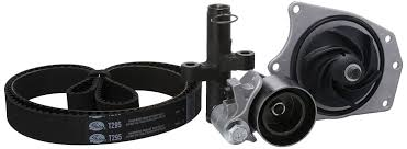 amazon com gates tckwp295 engine timing belt kit with water pump