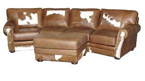 rustic sofas and loveseats way cool cowboy furniture really statement pieces definitely