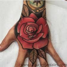 imagenes rosas tatoo 80 tatuajes de rosas y sus significados imágenes tatuajes geniales