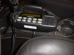 mobile radio install remote head chevy trailblazer