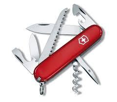Swiss Knives Kitchen Camper In Red 1 3613