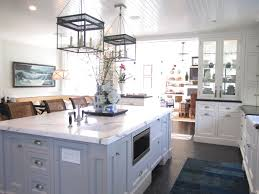 Beach Kitchen Designs by New Classic