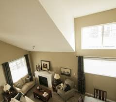 how to paint angled ceilings warline painting