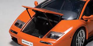 lamborghini diablo orange autoart lamborghini diablo 6 0 orange 74527 in 1 18 scale
