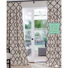 Etsy Drapes Custom Curtain Panels In Kravet Windsor Smith Riad Moroccan Tile