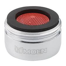 moen 3919 2 2 gpm male thread kitchen faucet aerator chrome moen male thread kitchen faucet aerator
