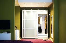 Sliding Mirror Closet Doors Decoration Sliding Mirrored Closet Doors For Bedrooms
