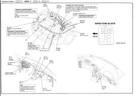 wiring diagram for 2001 626 mazda 2002 mazda 626 stereo wiring