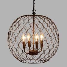 World Globe Light Fixture by Lighting Homebop