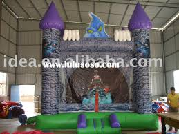 halloween inflatable haunted house for sale price china