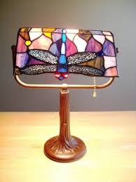 Traditional Bankers Desk Lamp Tiffany Style Bankers Lamp Foter
