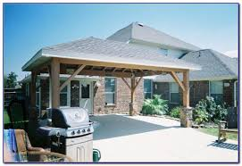 Patio Cover Plans Free Standing by Free Standing Patio Cover Plans Patios Home Decorating Ideas
