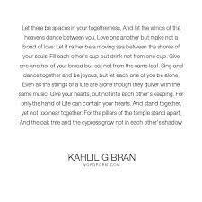 wedding quotes kahlil gibran best 25 kahlil gibran on marriage ideas on khalil