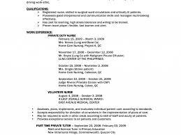 filipino nurse resume sample unbelievable resume sample format 6 resume for nurses resume example download resume sample format