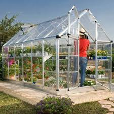 Backyard Green House by Backyard Greenhouse Outdoor Furniture Design And Ideas