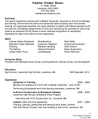 Lmsw Resume 19 First Job Resume Examples Do You Have What It Takes To Be A