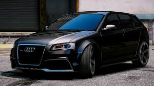 audi rs3 mods 2011 audi rs3 add on replace tuning gta5 mods com