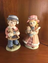 Home Interiors Figurines by Vintage Homco Little Docter Figurine H6586 Made In Japan Home