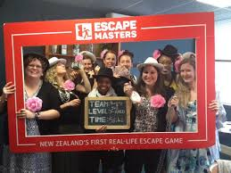 team building family outing and more escape masters escape