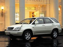 toyota lexus harrier 1998 toyota harrier 1997 1998 1999 2000 suv 1 поколение xu10