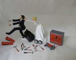 mechanic cake topper mechanic cake topper etsy