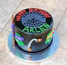 tmnt cake traylor made treats tmnt cake