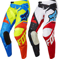 motocross gear fox racing 180 nirv kids motocross pants