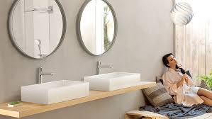 Modern Bathroom Faucets by Modern Bathroom Faucets For Ultimate Convenience Hansgrohe Us