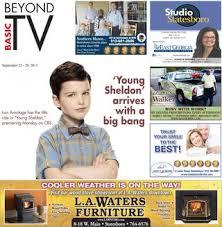 beyond basic tv guide by statesboro herald issuu