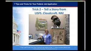 Resumes For Federal Jobs by 7 Tips And Tricks For Federal Job Applications By Kathryn Troutman