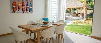 Salle A Manger Complete by Villa Marguery Res Tamarin Ile Maurice Foreign Buying Res Real
