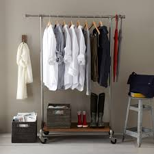 how to organize clothes for small closet