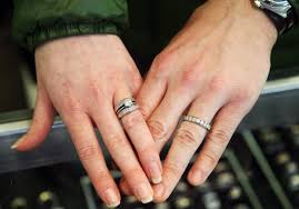 pawn shop wedding rings some couples turn to secondhand stores pawn shops for gowns