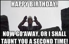 Monty Python Meme - monty python birthday funny happy birthday meme