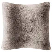 Target Decorative Bed Pillows Decorative Faux Fur Pillows Target