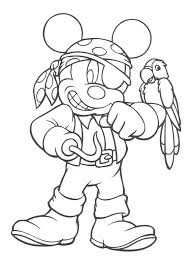 mickey mouse printables coloring pages pirates of the caribbean mickey mouse coloring pages