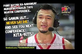 Miguel Memes - funny meme san miguel beer vs barangay ginebra commissioner cup