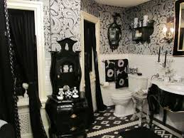Black And White Bathroom Decor by 118 Best Gothic Bathroom For The Modern Bathory Images On
