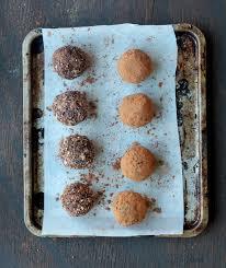 healthy ferrero rocher truffles