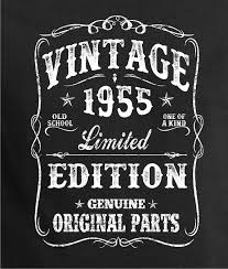 gifts for turning 60 years 1955 birthday gift vintage 1955 shirt for t shirt gift