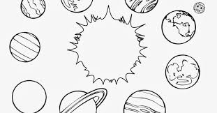 planet coloring pages planets gekimoe u2022 75711